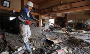 Tình cảnh người Nhật sau siêu bão Hagibis