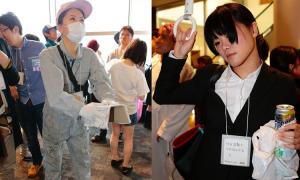 Cách hóa trang kỳ lạ của người Nhật ngày Halloween