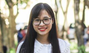 Nữ thủ khoa trở thành giảng viên ngành Toán