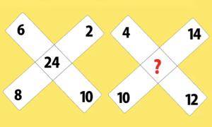 Năm bài toán điền số cấp độ trung bình