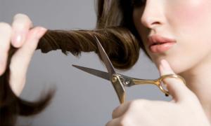Sếp nữ nổi ghen cắt tóc thư ký của chồng