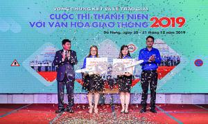 20 thí sinh xuất sắc của 'Thanh niên với văn hóa giao thông 2019'