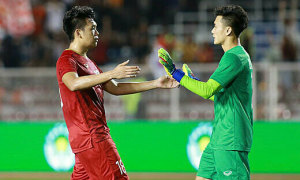 Tiến Dũng đặt mục tiêu bắt chính tại U23 châu Á