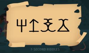 Mật mã trên tờ giấy nghĩa là gì?