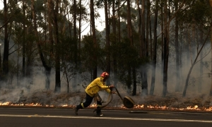 Các nước hỗ trợ Australia chữa cháy rừng