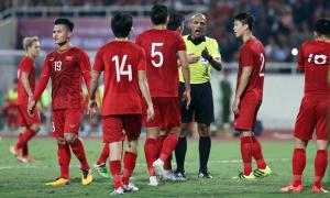 Vì sao VFF không khiếu nại về trọng tài như Thái Lan?