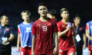 'World Cup 2022 - bóng đá Việt Nam còn xa đẳng cấp châu Á'
