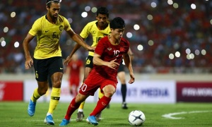 Việt Nam 'lợi đơn, lợi kép' nhờ hoãn trận gặp Malaysia