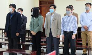 Các phiên tòa dừng xét xử đến hết tháng 3