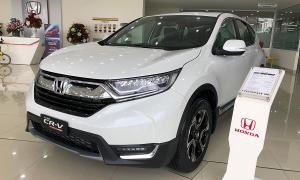 Honda CR-V giảm giá hơn 100 triệu đồng đẩy hàng tồn