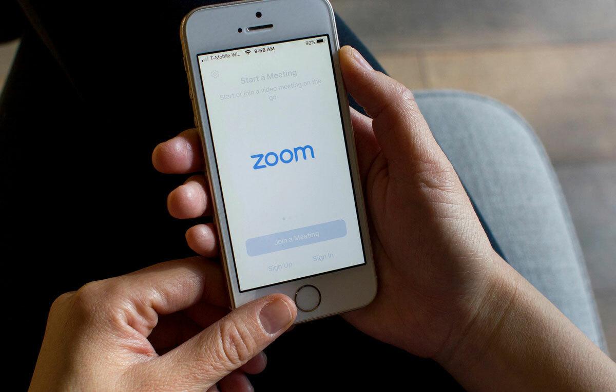 Cấm sử dụng phần mềm Zoom học trực tuyến - VnExpress