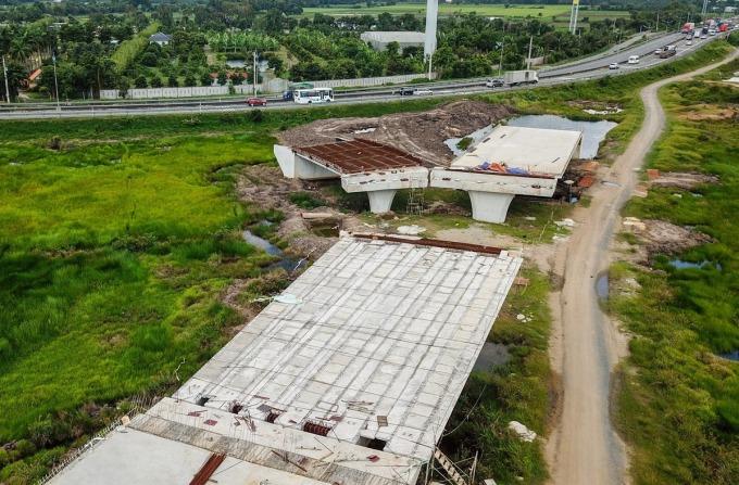 Cao tốc TP HCM - Mỹ Thuận - Cần Thơ hoàn thành năm 2022