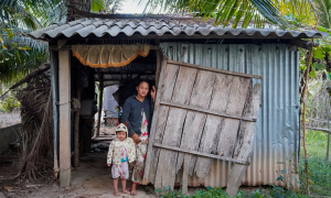 Ly hương nơi hạ nguồn Mekong