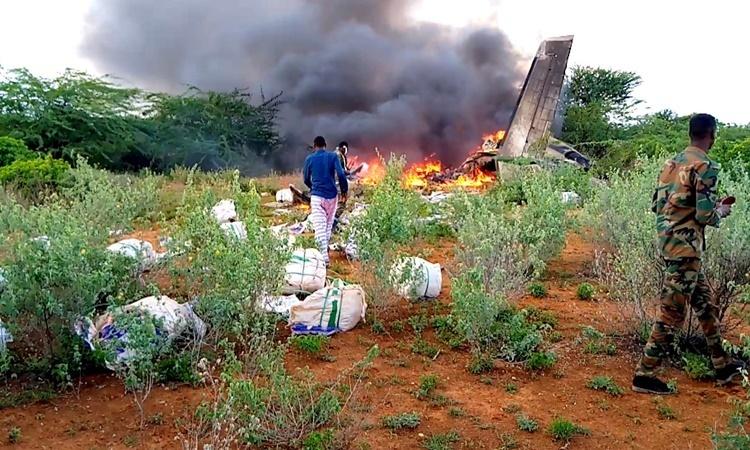 Ethiopia bắn rơi máy bay chở hàng cứu trợ Covid-19