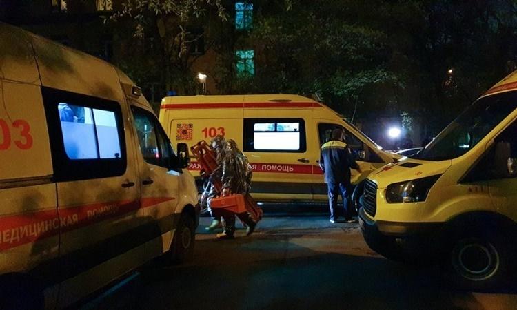 Cháy bệnh viện điều trị Covid-19, một người chết