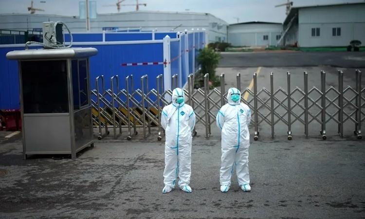 Vũ Hán ghi nhận ca nhiễm nCoV đầu tiên sau hơn một tháng