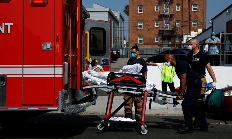 Gần 81.000 người chết vì nCoV tại Mỹ