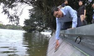 'Bờ kè Hồ Gươm không nên lát bằng đá xanh'