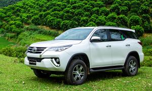 Điểm mạnh giúp Fortuner là 'vua doanh số SUV' tại Việt Nam
