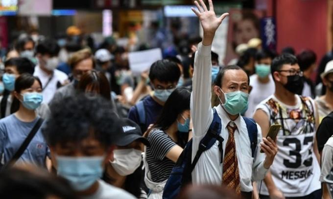Nghị sĩ nhiều nước phản đối dự luật an ninh Hong Kong