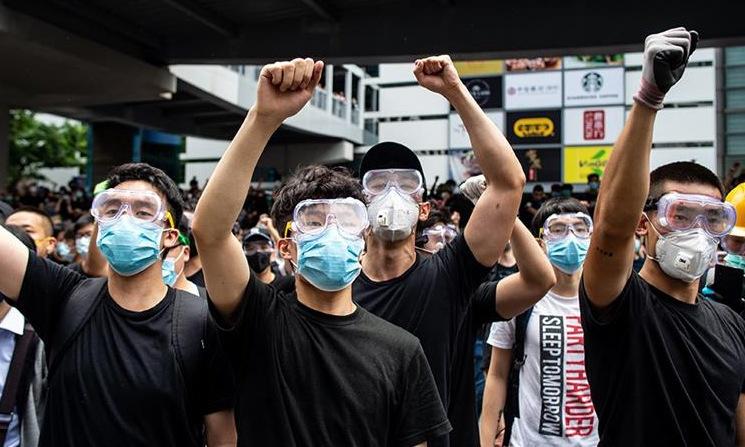 Trung Quốc nói nhiều cuộc biểu tình Hong Kong là 'khủng bố'