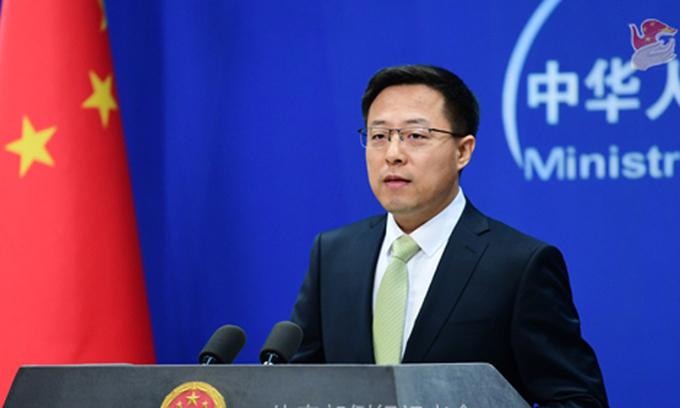 Trung Quốc dọa đáp trả Mỹ 'can thiệp' Hong Kong