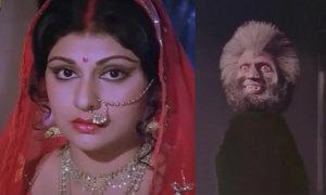 Cảnh kinh dị phim Ấn Độ khiến người xem bật cười