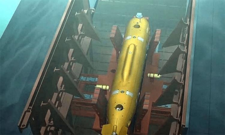 Nga sắp thử siêu ngư lôi 'Thần biển' ở Bắc Cực