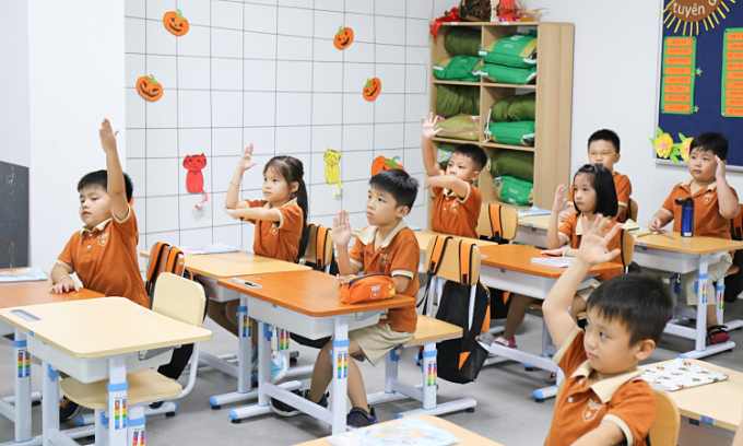 Chương trình giáo dục tại trường Nam Mỹ UTS