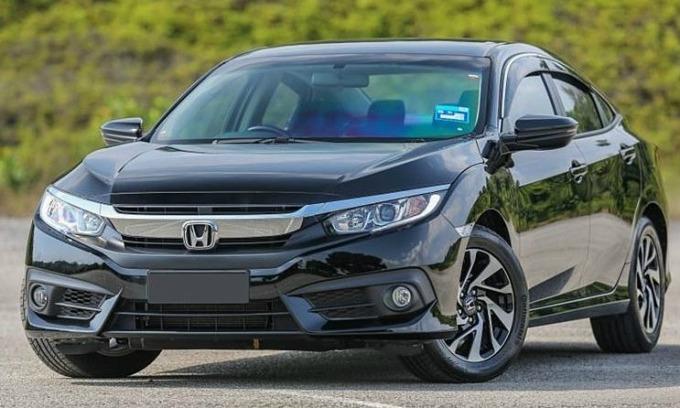 Một tỷ nên mua Civic, Optima hay Lux A2.0?