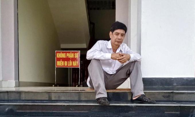 Khả năng nào cho vụ ông Lương Hữu Phước