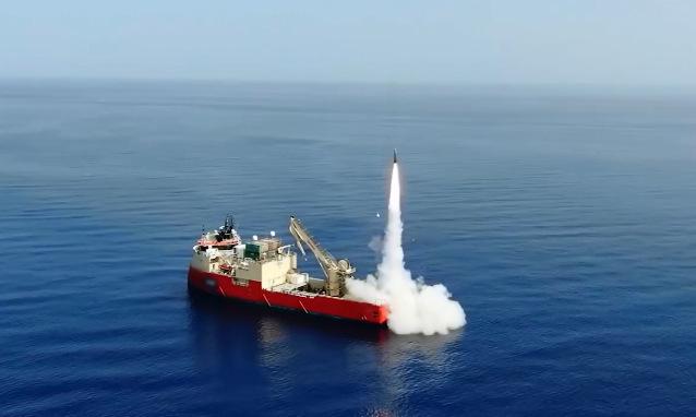 Tên lửa Israel phô diễn năng lực tấn công chính xác