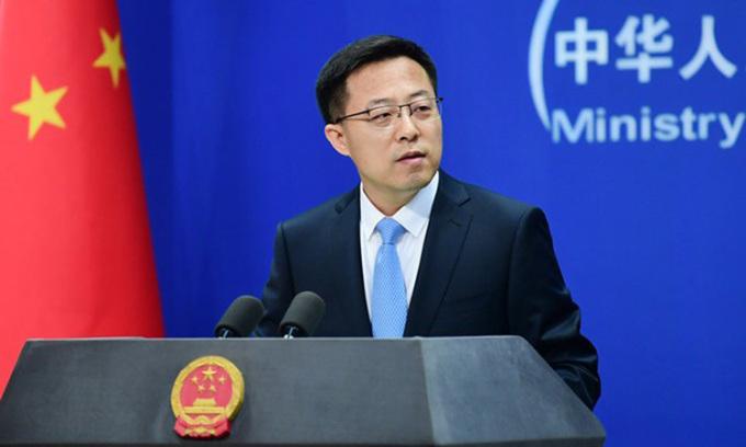 Trung Quốc bác cáo buộc chậm chia sẻ thông tin Covid-19 với WHO