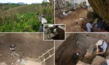 Khai quật khu chôn cất gần 10.000 năm tuổi