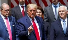 Trump nói Mỹ 'hầu như đã vượt qua' Covid-19