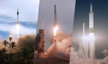 Quá trình 'tiến hóa' của tên lửa và tàu vũ trụ SpaceX