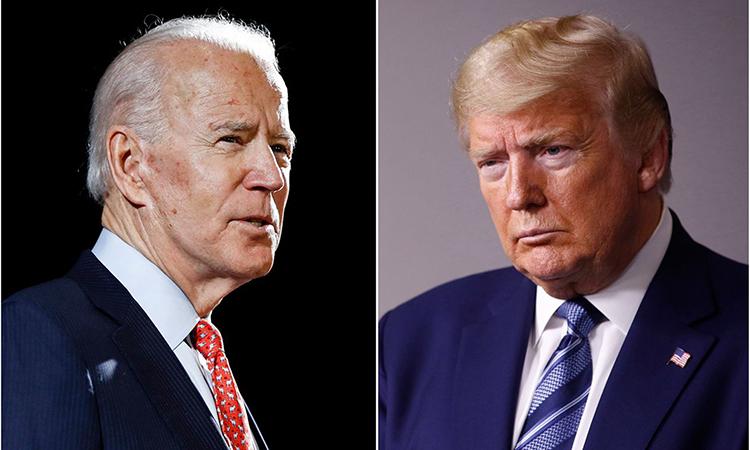 Cắt ngân sách cảnh sát - cuộc chiến mới giữa Trump và Biden