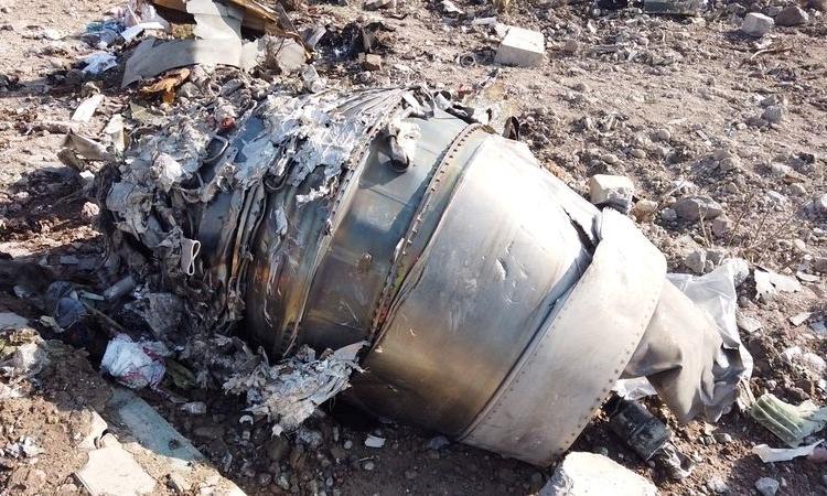 Iran sẽ gửi hộp đen máy bay bị bắn nhầm tới Pháp