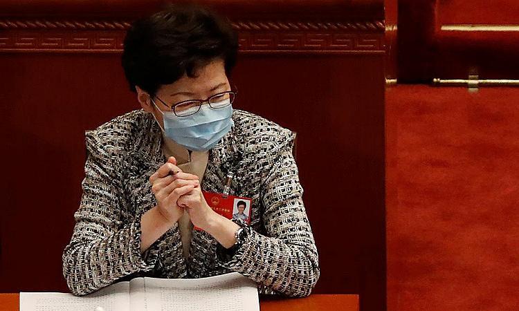 Hong Kong nói Anh báo cáo sai lệch về luật an ninh