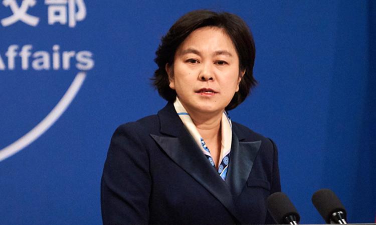Trung Quốc tố Mỹ ngụy tạo thông tin Covid-19