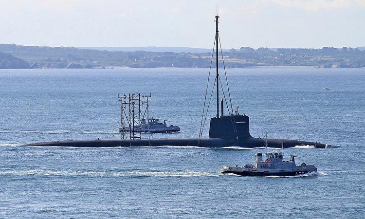 Tàu ngầm Pháp phóng tên lửa đạn đạo xuyên Đại Tây Dương