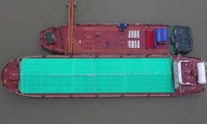 Trung Quốc chế tạo tàu kết hợp 3 loại động cơ
