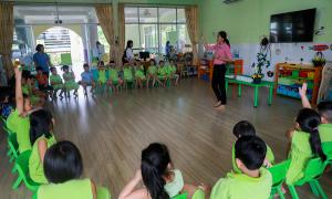 Thể lệ cuộc thi 'Lớp học vui khỏe, an toàn'