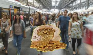 Tìm chủ nhân túi vàng trị giá hơn 190 nghìn đôla