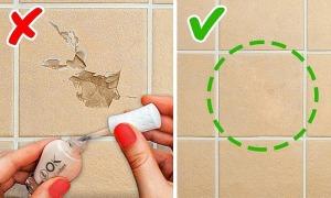 5 mẹo sửa chữa đồ đạc trong nhà