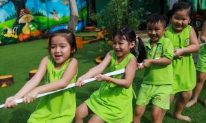 5 lĩnh vực giáo dục mầm non giúp trẻ phát triển