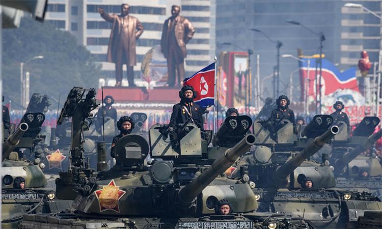 Triều Tiên có thể duyệt binh vào tháng 10