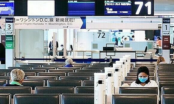 Nhật Bản nối chuyến bay đến Việt Nam tuần này