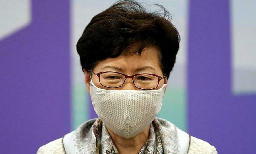 Carrie Lam không tự chọn thẩm phán xử án an ninh