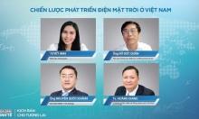 Chuyên gia bàn về cơ hội phát triển điện mặt trời ở Việt Nam